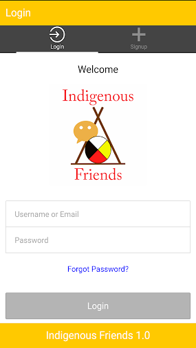Indigenous Friends App APK