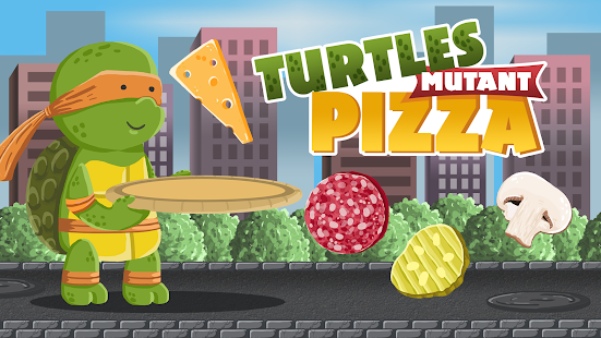Turtles mutant pizza for pc
