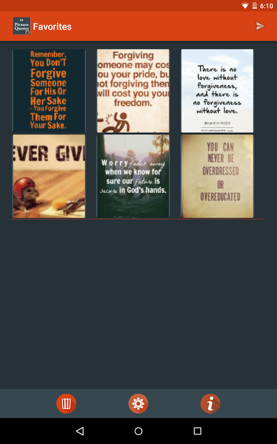 Picture Quotes Pro Screenshot 12