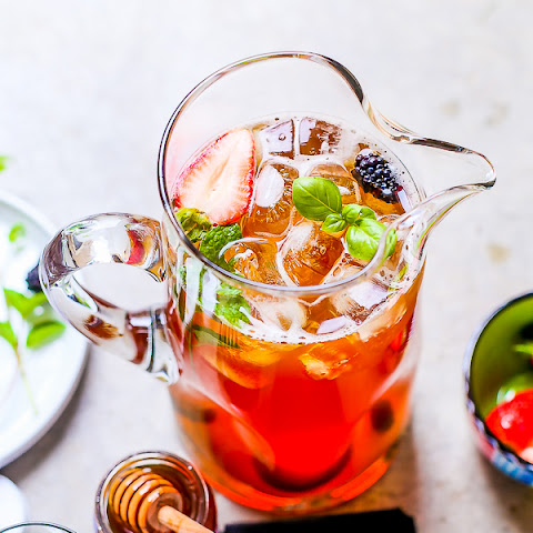 How to Make Iced Tea with Step by Step Pictures