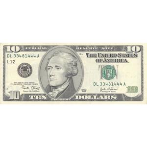10 Dollar Bill For PC / Windows 7/8/10 / Mac – Free Download