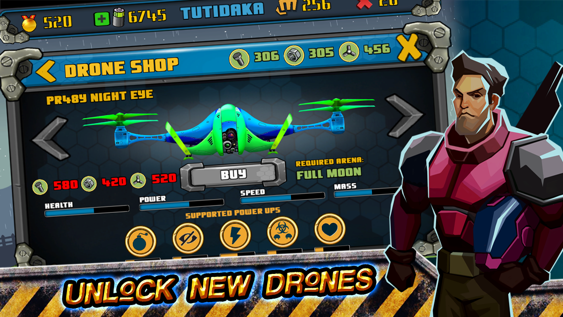 Drone Battles Screenshot 3