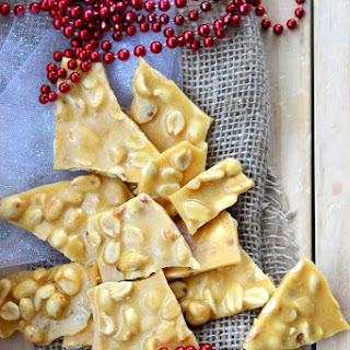 Old Fashioned Peanut Brittle Recipes