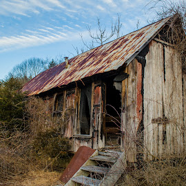 Rusty by Al Koop - Buildings & Architecture Decaying & Abandoned ( millbrook village,  )