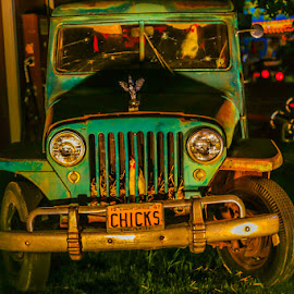 Chicks Jeep OC Fair by Leah N - Transportation Other