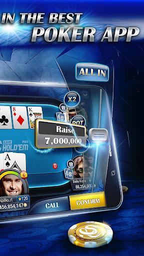 Live Hold'em Pro Poker - Free Casino Games screenshot 14