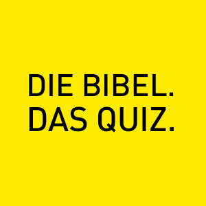 The bible. The quiz.