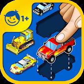Puzzle car APK for Bluestacks
