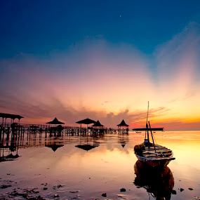 by Eko Sumartopo - Landscapes Sunsets & Sunrises