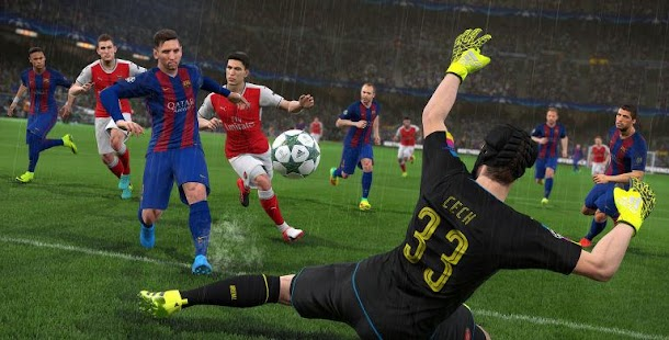 Game PES 2018 APK for Windows Phone