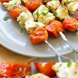 Greek Chicken Kebab