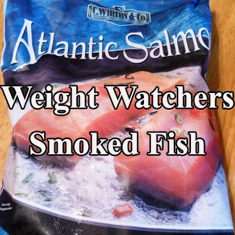Weight Wacthers 4 Point Plus Smoked Fish
