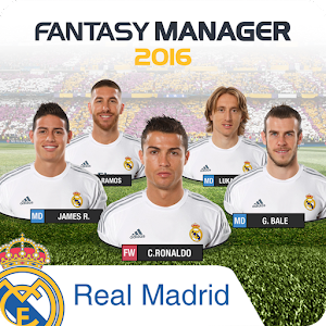 Cover art Real Madrid Fantasy Manager16