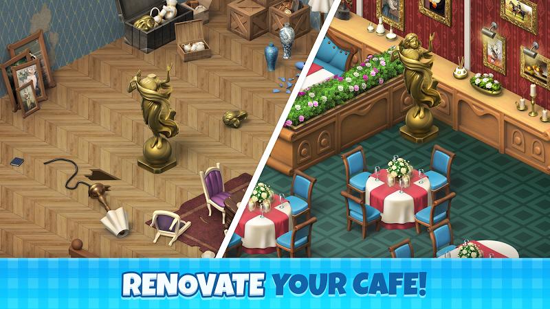 Manor Cafe Screenshot 1