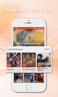 Free Movies & Shows Screenshot
