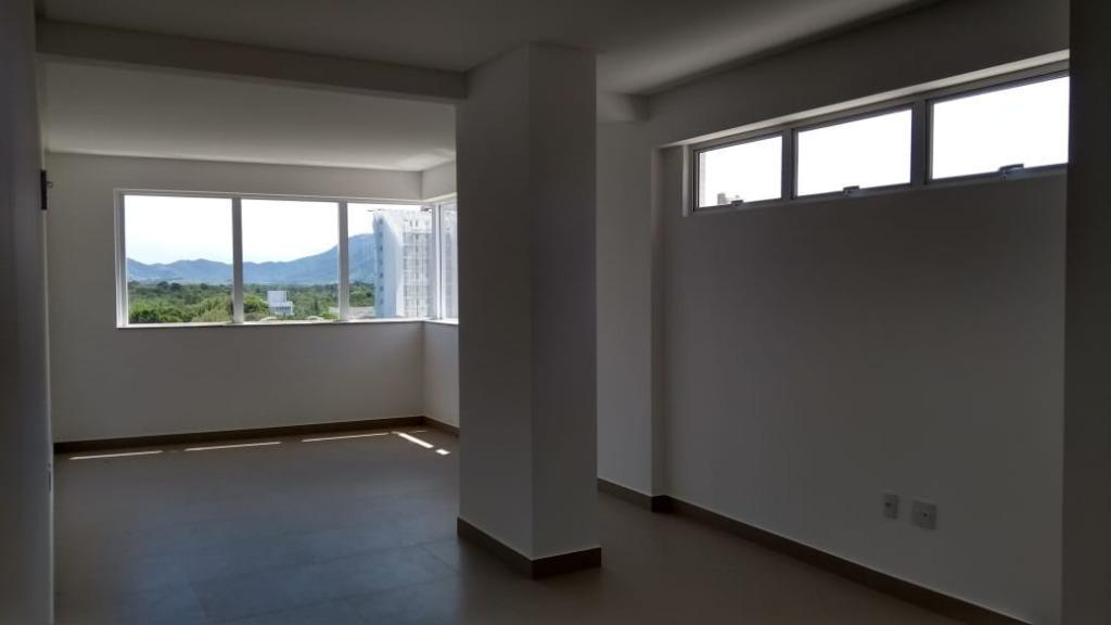Sala para alugar, 50 m² por R$ 1.150,00/mês - Meia Praia - Itapema/SC