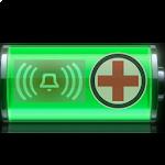 Battery Saver & Alarm Icon