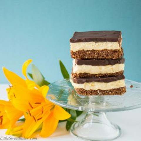 Nanaimo Cheesecake Bars (video)
