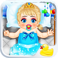 Baby Frozen Care For PC (Windows And Mac)