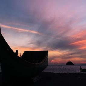 ujong pancu by Riza Umary - Landscapes Beaches