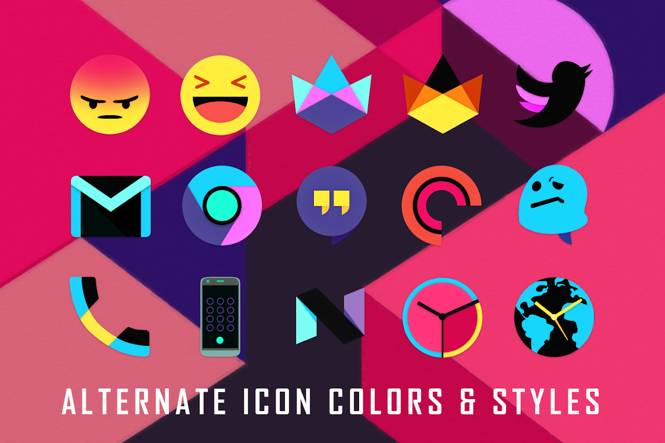 Atomic Icon Pack Screenshot 8