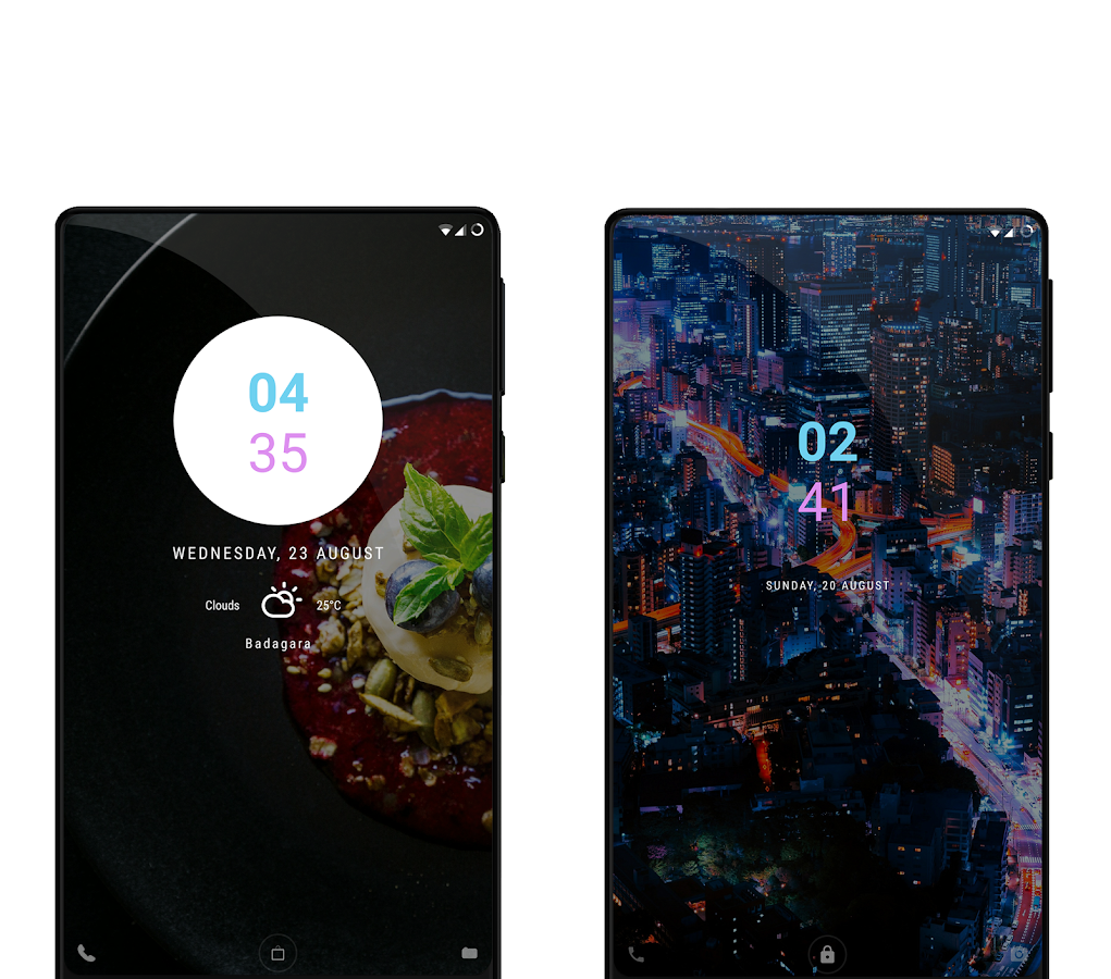 FreshUi Light Substratum Theme Screenshot 7