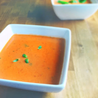 Fire Roasted Tomato Basil Soup Recipes