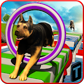 Stunt Dog Simulator 3D APK for Bluestacks