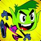 Beast boy Super Jungle Adventure Run 3D Titans Go
