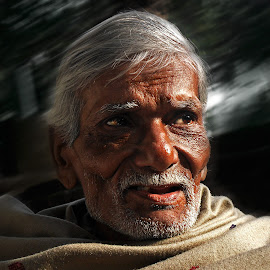 the experienced by Arnab Bhattacharyya - People Portraits of Men