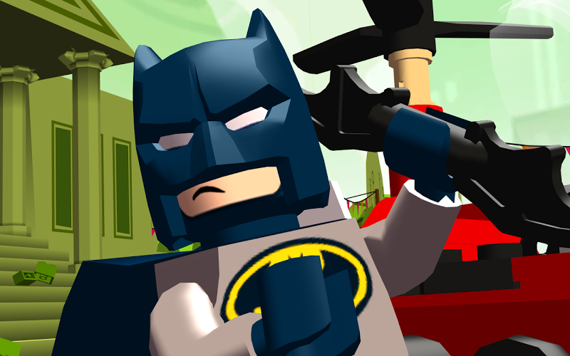 LEGO® DC Mighty Micros - free Batman™ racing game Android App Screenshot