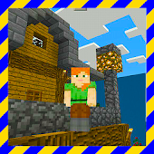 Try Find Button. MCPE map APK for Bluestacks