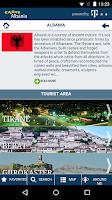Screenshot of Explore Albania