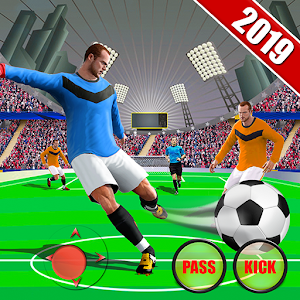 Football World Cup Soccer League 2019 For PC / Windows 7/8/10 / Mac – Free Download