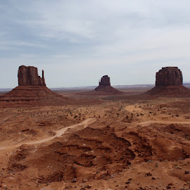 Monument Valley by Sherri Hillman - Landscapes Travel