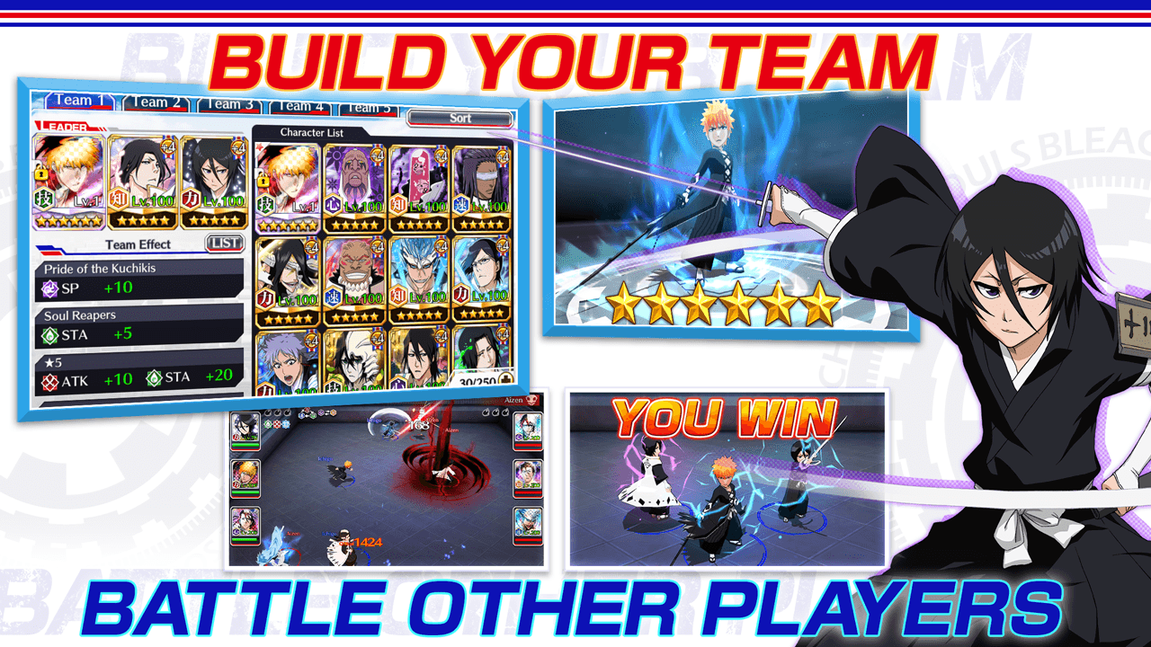 BLEACH Brave Souls Screenshot 3