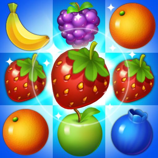 Pucca Fruits (game)