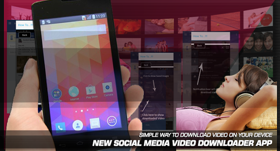 Free Download VIP Mate Video Downloader APK for Samsung