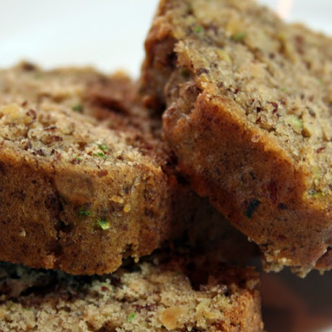 Best Zucchini Bread EVER!
