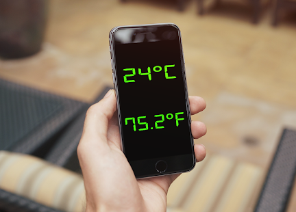 android app accurate thermometer for samsung android