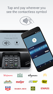 Android Pay Screenshot