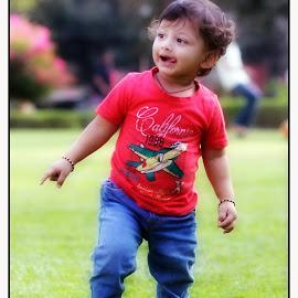 by Omkar  Mestre - Babies & Children Children Candids