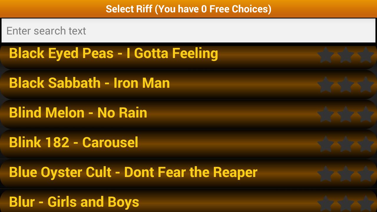 Guitar Tutor Pro - Learn Songs Screenshot 2