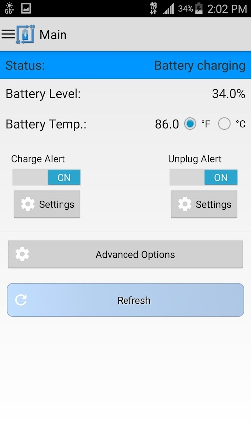 Battery Alert 40-80 Pro Screenshot 3