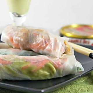 Tuna Spring Roll Recipes