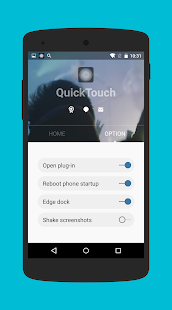 QuickTouch(ios iphone touch) Screenshot