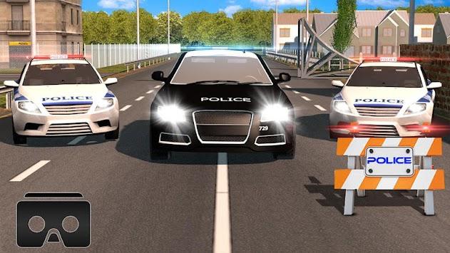 VR Police Attack Tank Shooting Game 3D 2017 apk screenshot