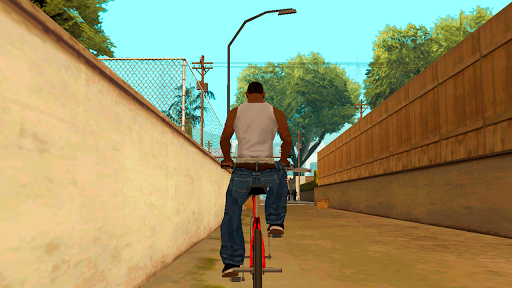 The Grand Auto San Andreas For PC