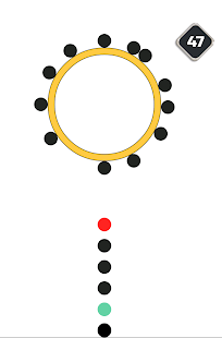 Circle and Balls - screenshot