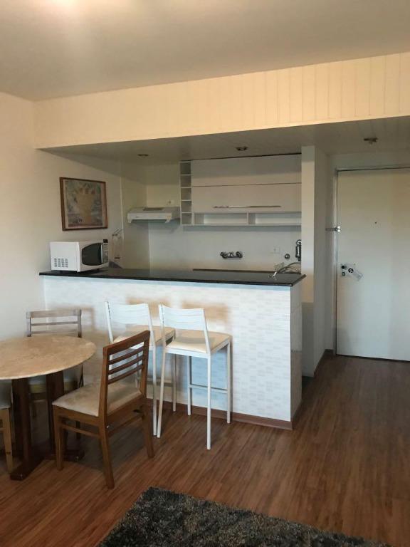 Flat Mobiliado, 53 m², Flat L'Etoile - Alphaville Industrial - Barueri/SP
